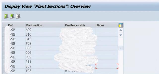 SAP PM 初级系列7 - 定义工厂区域 图3