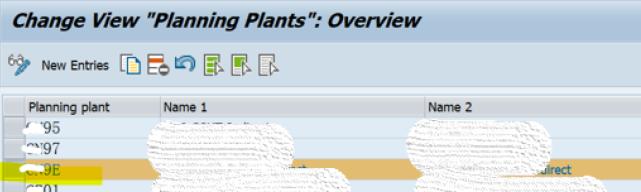 SAP PM 初级系列1 – 定义维护工厂和维护计划工厂