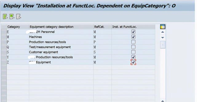 SAP PM 初级系列9 - 定义功能位置的安装  图2