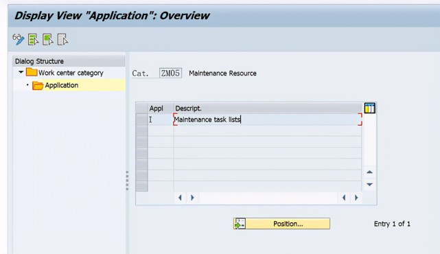 SAP PM 初级系列5 - 工作中心相关的配置 图7