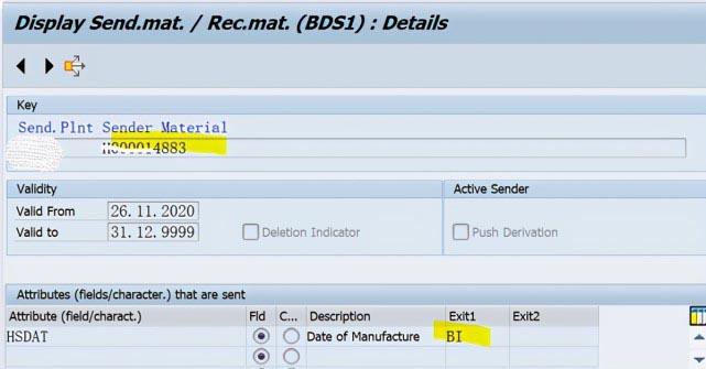 SAP PP 成品工单批次号跟所消耗的半成品批次号一致 图9