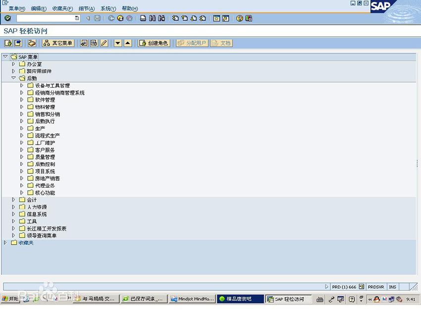 SAP License:SAP概述