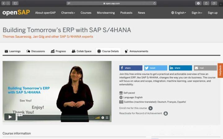 SAP License:不如把碎片时间拿来学SAP吧 图1