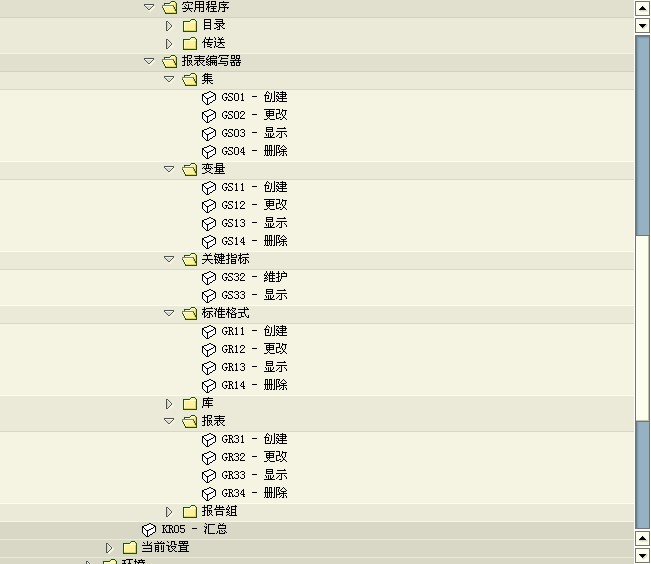 SAP License:RP-报表利器Report Painter应用教程 图2