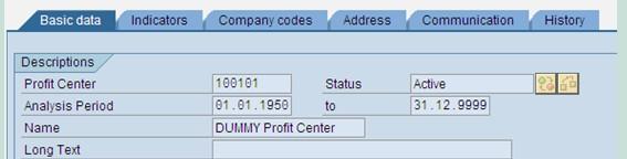 SAP License:CO十日谈-利润中心会计 图9