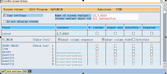 SAP License:如何修改MIRO格式 图14