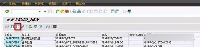 SAP License:SAP自定义权限对象 图4