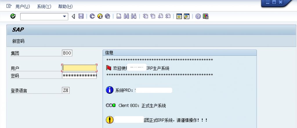 SAP License:SAP系统组登陆配置方法 图10