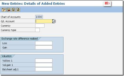 SAP License:中国会计准则下的SAP研究——外币评估篇 图4