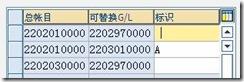 SAP License:统驭科目的集成修改 图6