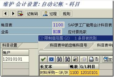 SAP License:供应商寄售业务(合作伙伴不存在修改 443消息号) 图2