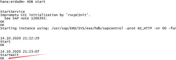 SAP License:HANA在线日志被误删了怎么办? 图15